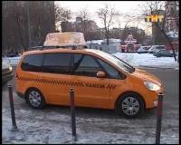 такси ford galaxy